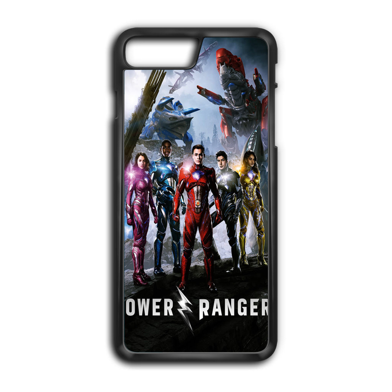 on sale 858a4 b63ad Power Rangers iPhone 7 Plus Case