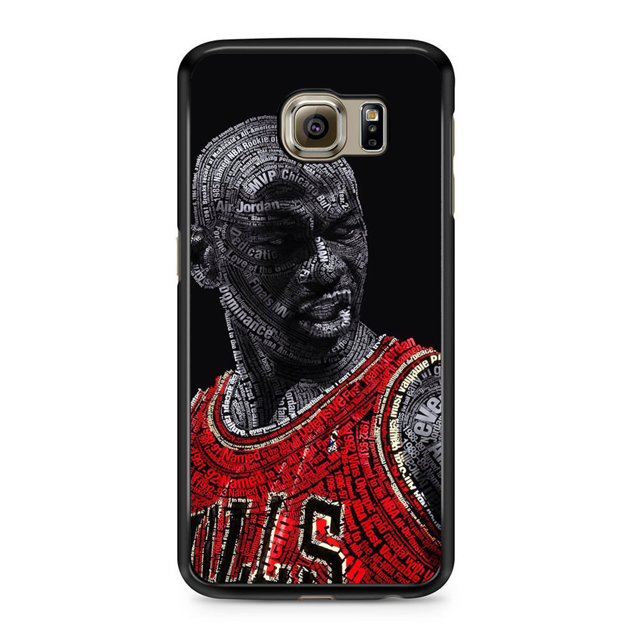 competitive price ae20c 4d169 Michael Jordan The Legend Samsung Galaxy S6 Case
