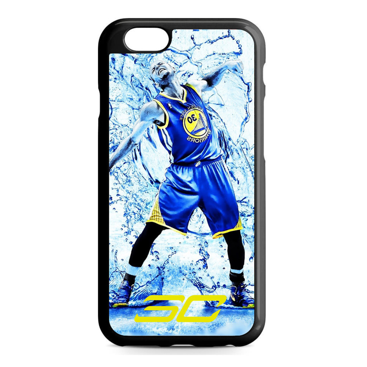 b609cd24779a Stephen Curry Water iPhone 6 6S Case - CASESHUNTER