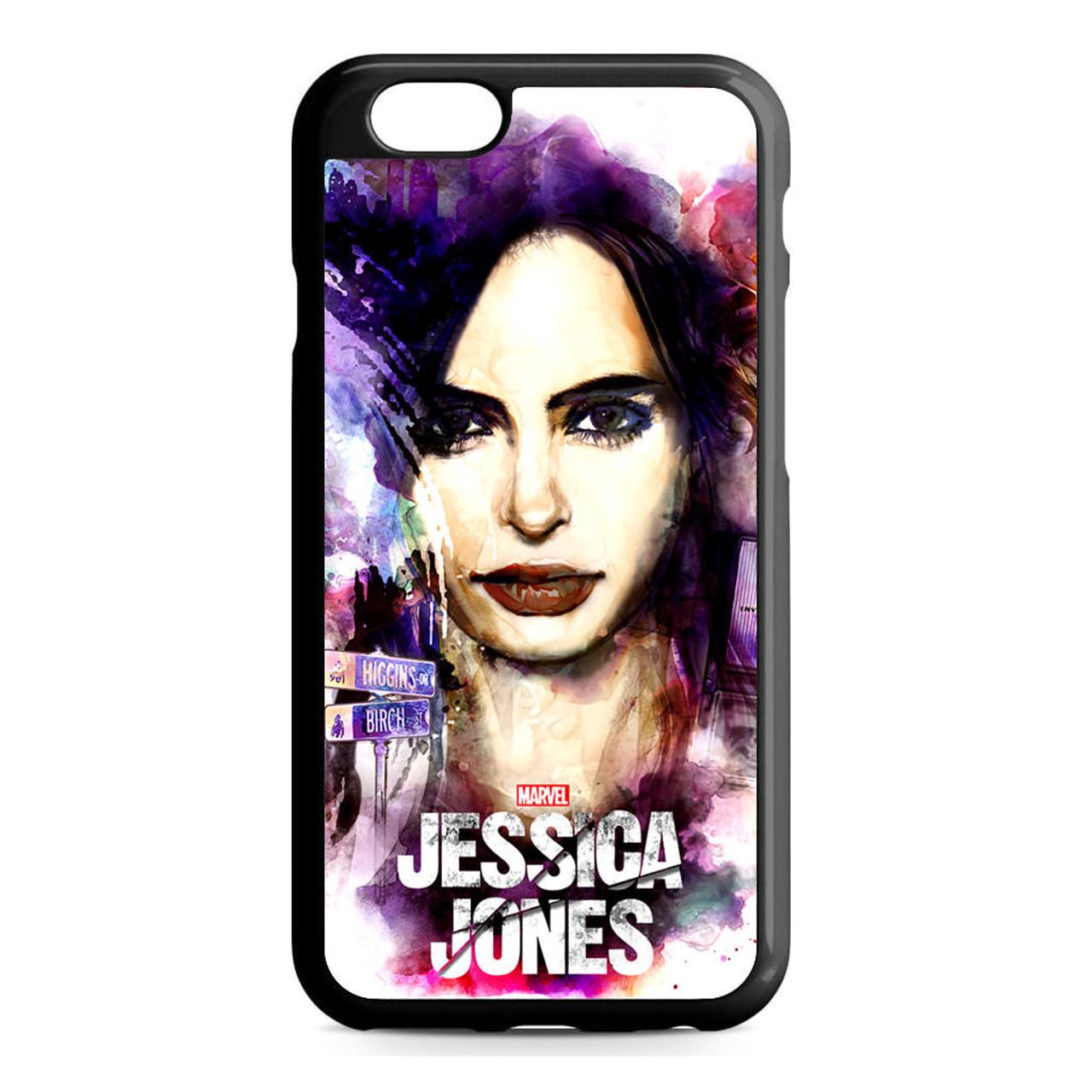 9069c4d3ebc3 Jessica Jones iPhone 6 6S Case - CASESHUNTER