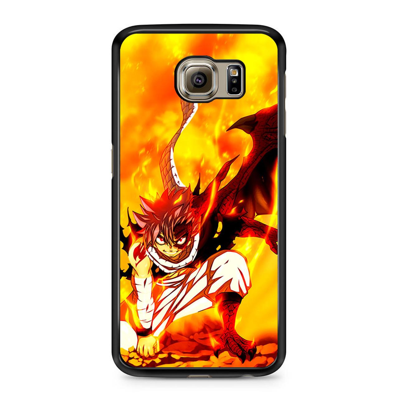 buy popular fe760 fd3f5 Fairy Tail Natsu Dragneel End1 Samsung Galaxy S6 Case