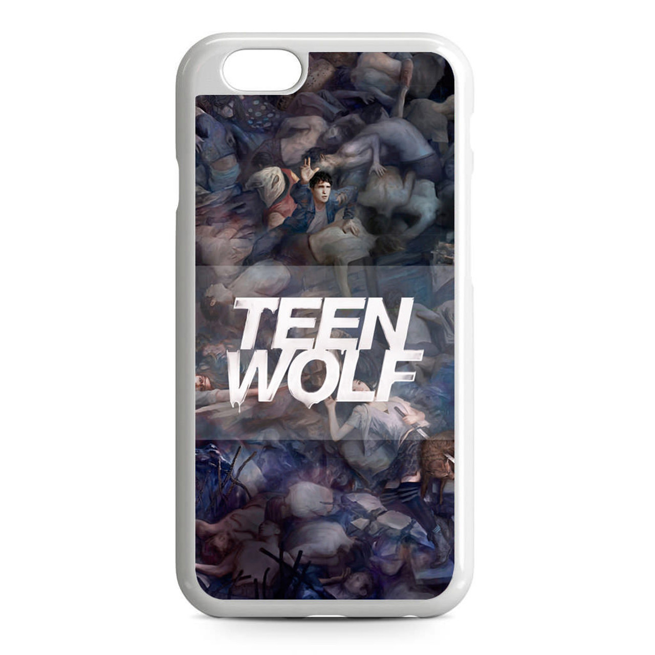 Teen Wolf Sesion 5 iPhone 6/6S Case