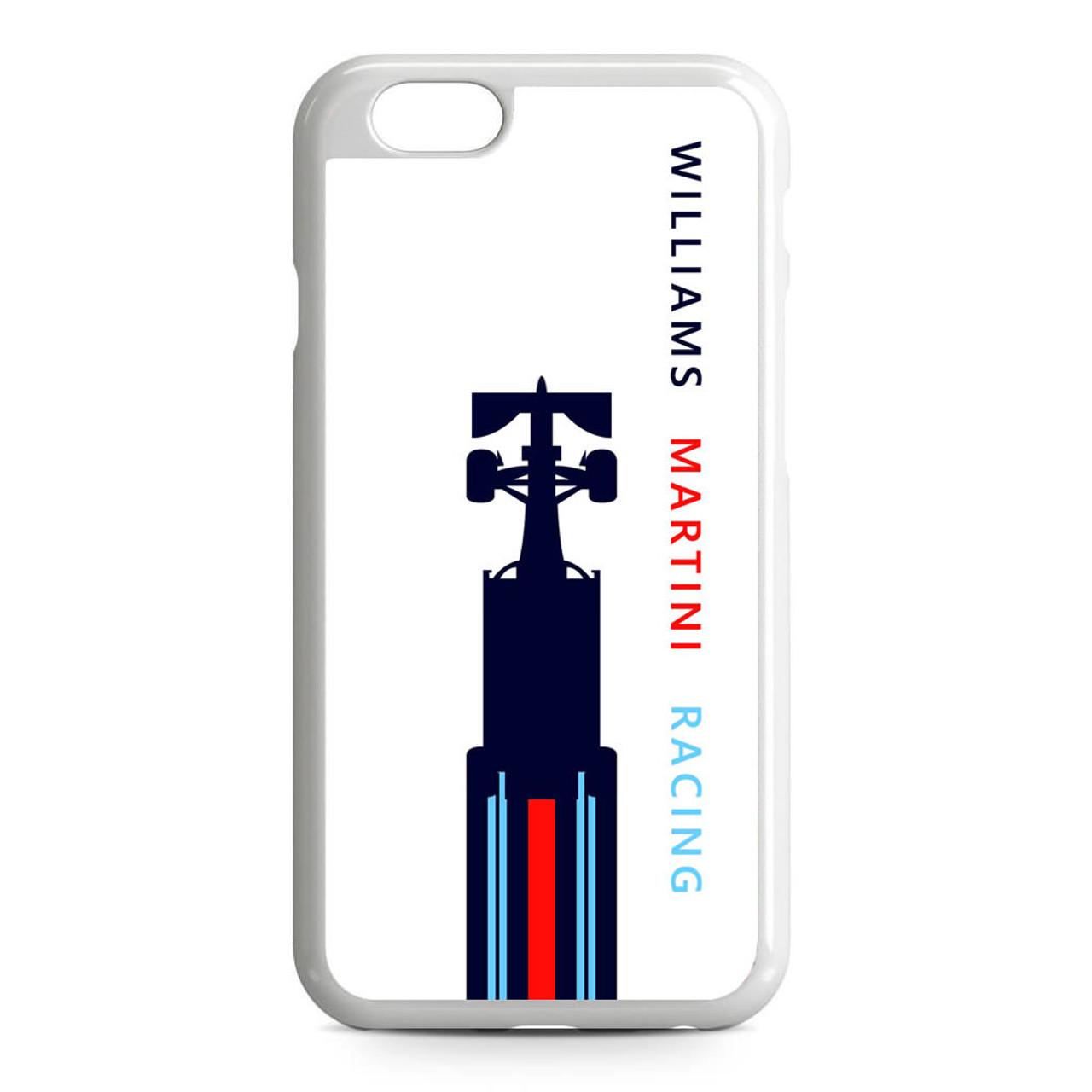 Williams Martini Racing iphone case
