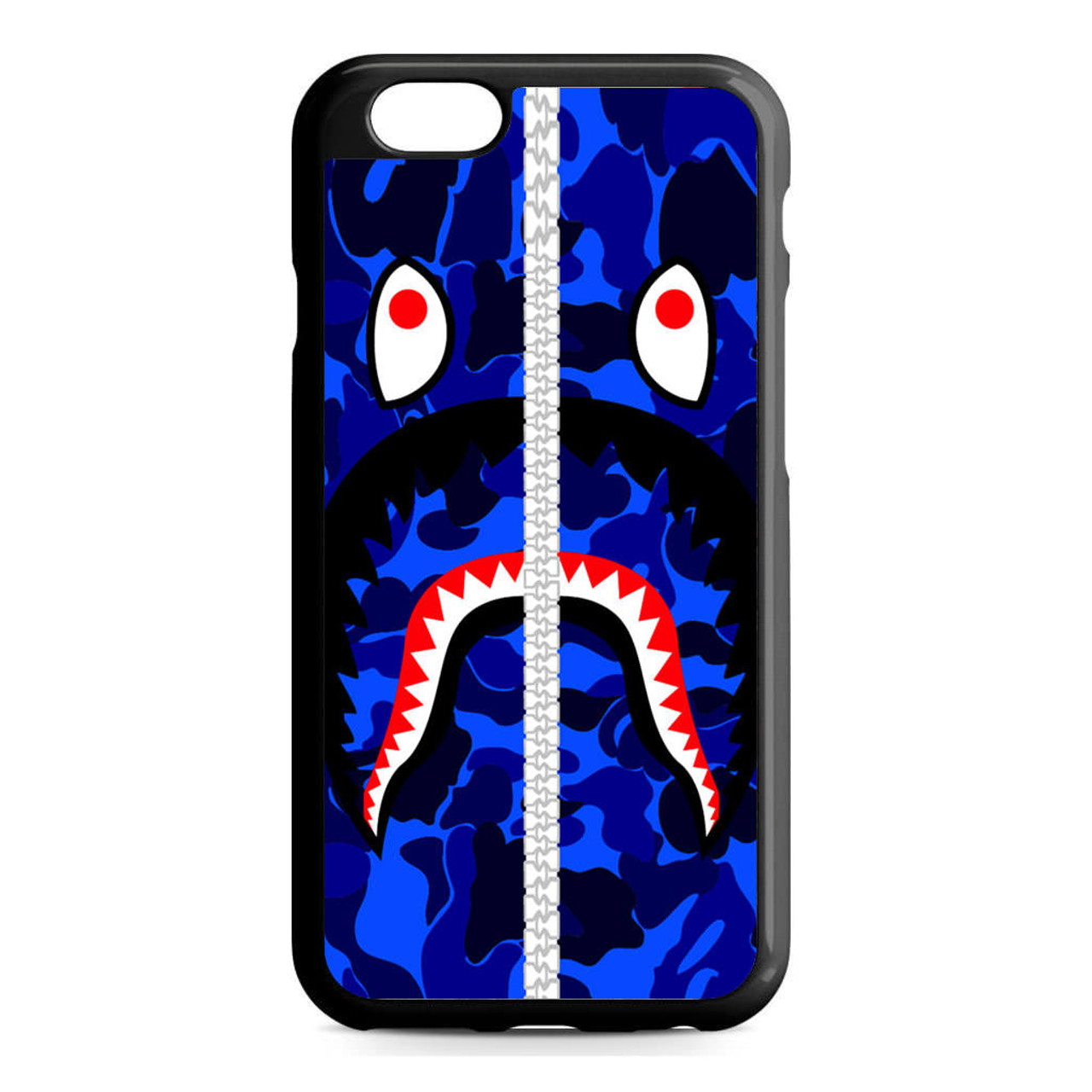 quality design 63ad1 bc029 Bape Shark iPhone 6/6S Case