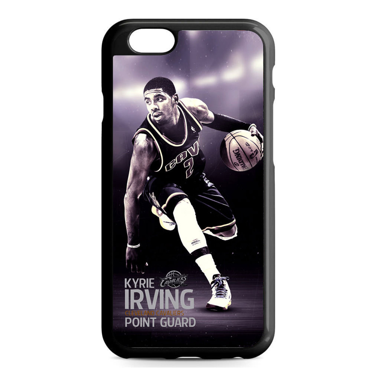 wholesale dealer 6433b e23ca Cleveland Cavaliers Kyrie Irving iPhone 6/6S Case