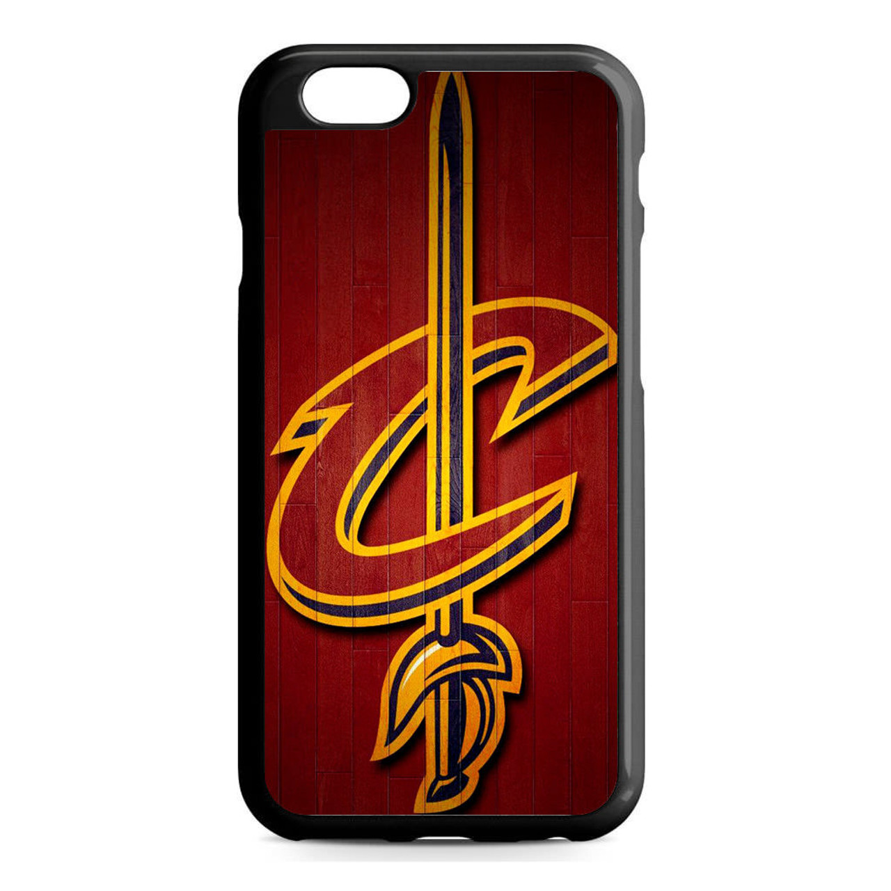 best service fb471 8ae85 Cleveland Cavaliers Logo iPhone 6/6S Case