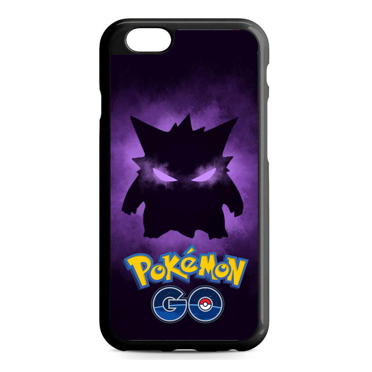 the latest 69019 9745a Pokemon GO Got the Gengar iPhone 6/6S Case