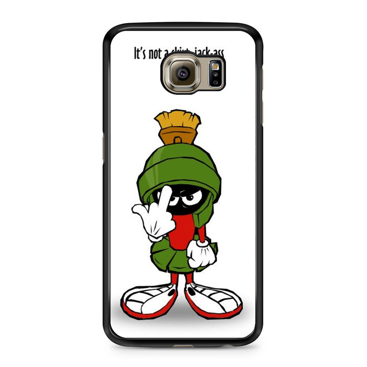 Marvin The Martian Quotes Samsung Galaxy S6 Case