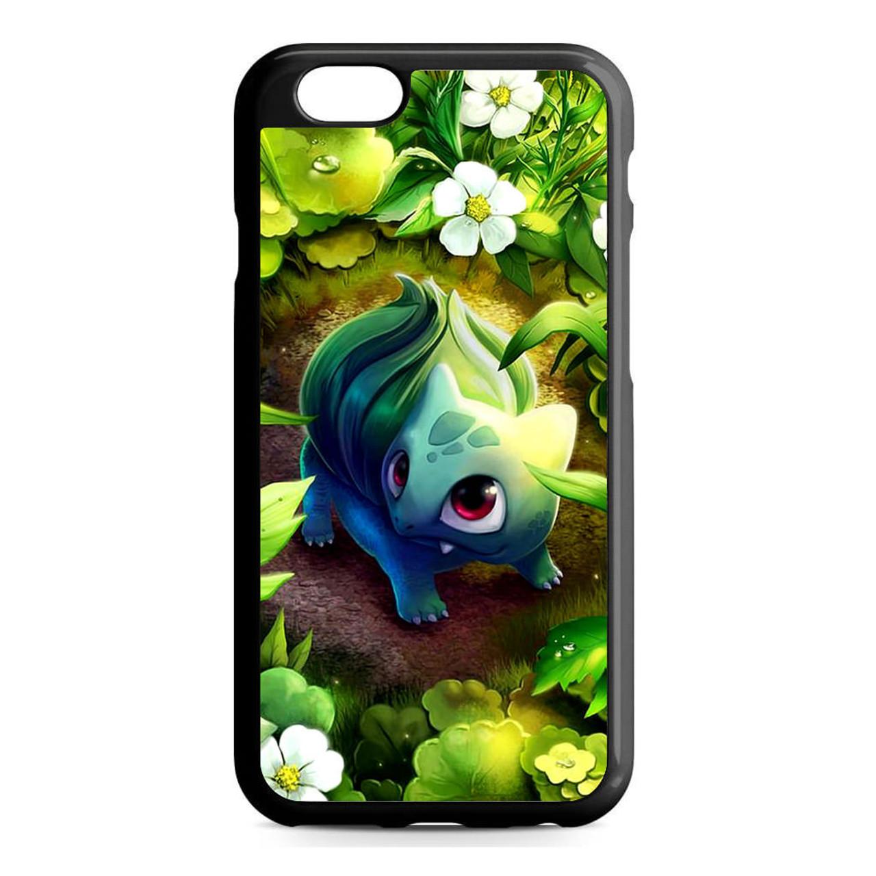 Pokemon Bulbasaur Art Iphone 66s Case Caseshunter