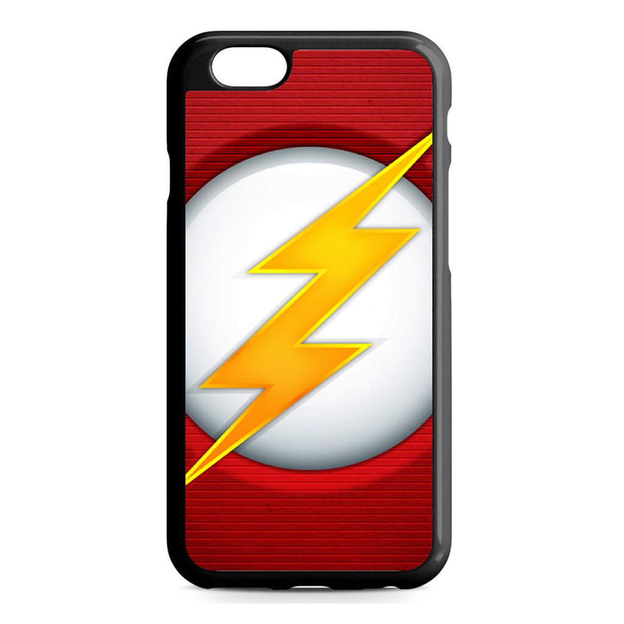 best sneakers a9a1b 0818f Comics The Flash Logo iPhone 6/6S Case