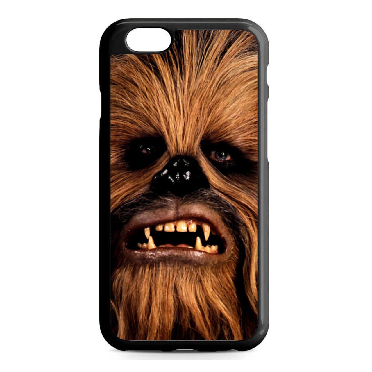 pretty nice 28608 8e07f Face Chewbacca iPhone 6/6S Case
