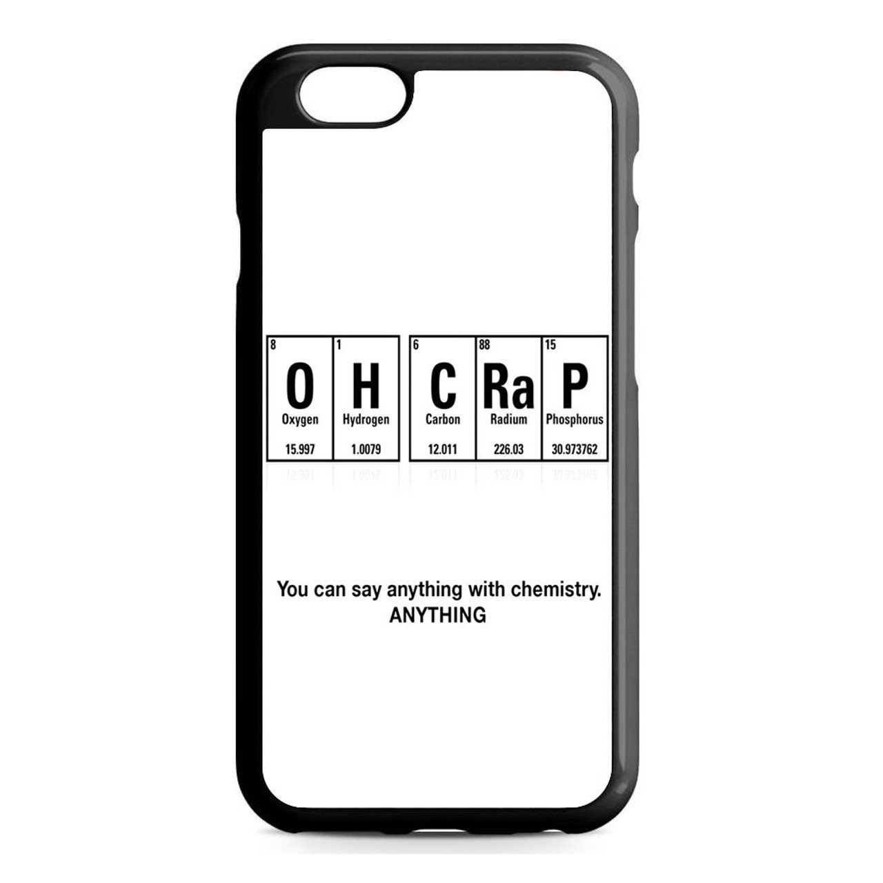 the best attitude 4c570 4359a Humor Funny iPhone 6/6S Case