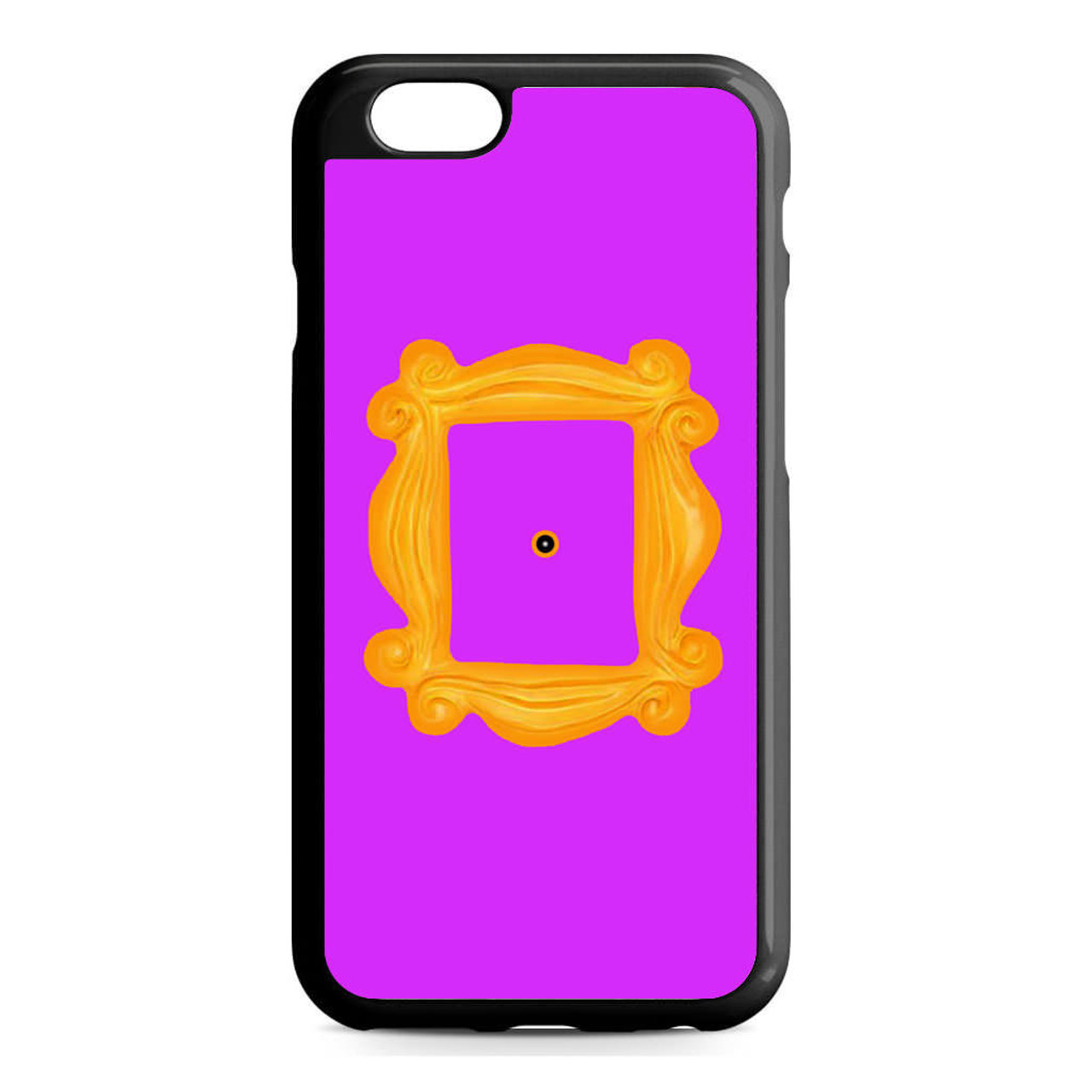 the latest 82f36 82a28 Monica's Peephole Door Frame Friends iPhone 6/6S Case