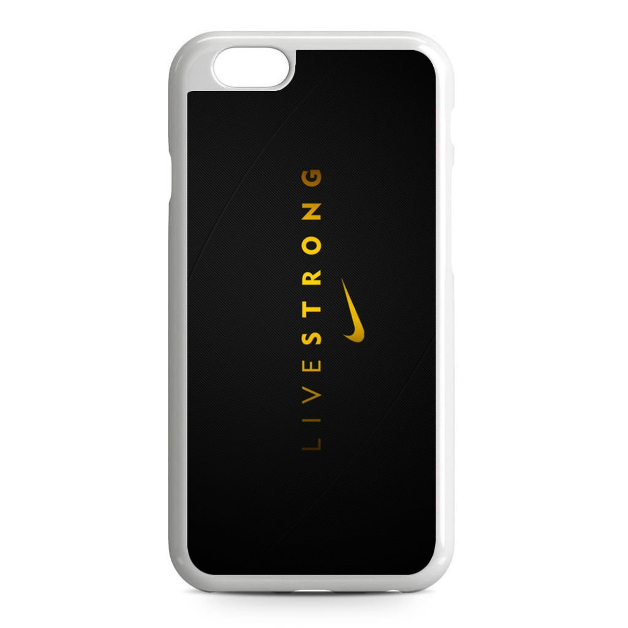 Nike Livestrong iPhone 6/6S Case - CASESHUNTER