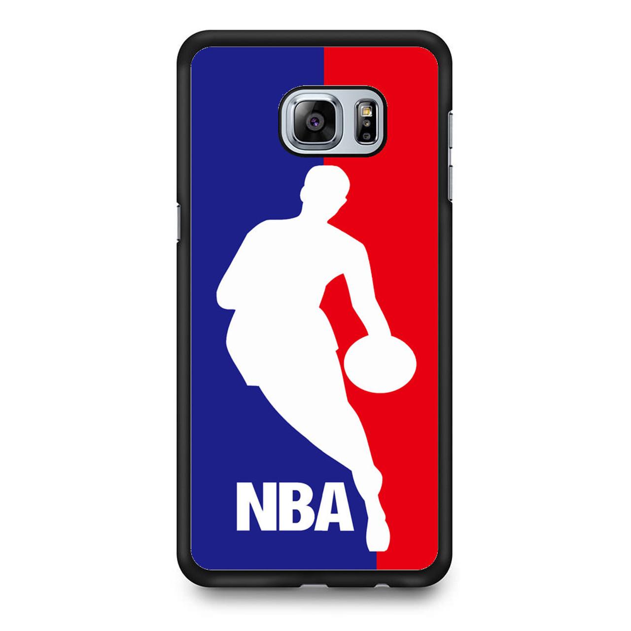 new style 7d294 8ac77 NBA Basketball Samsung Galaxy S6 Edge Plus Case