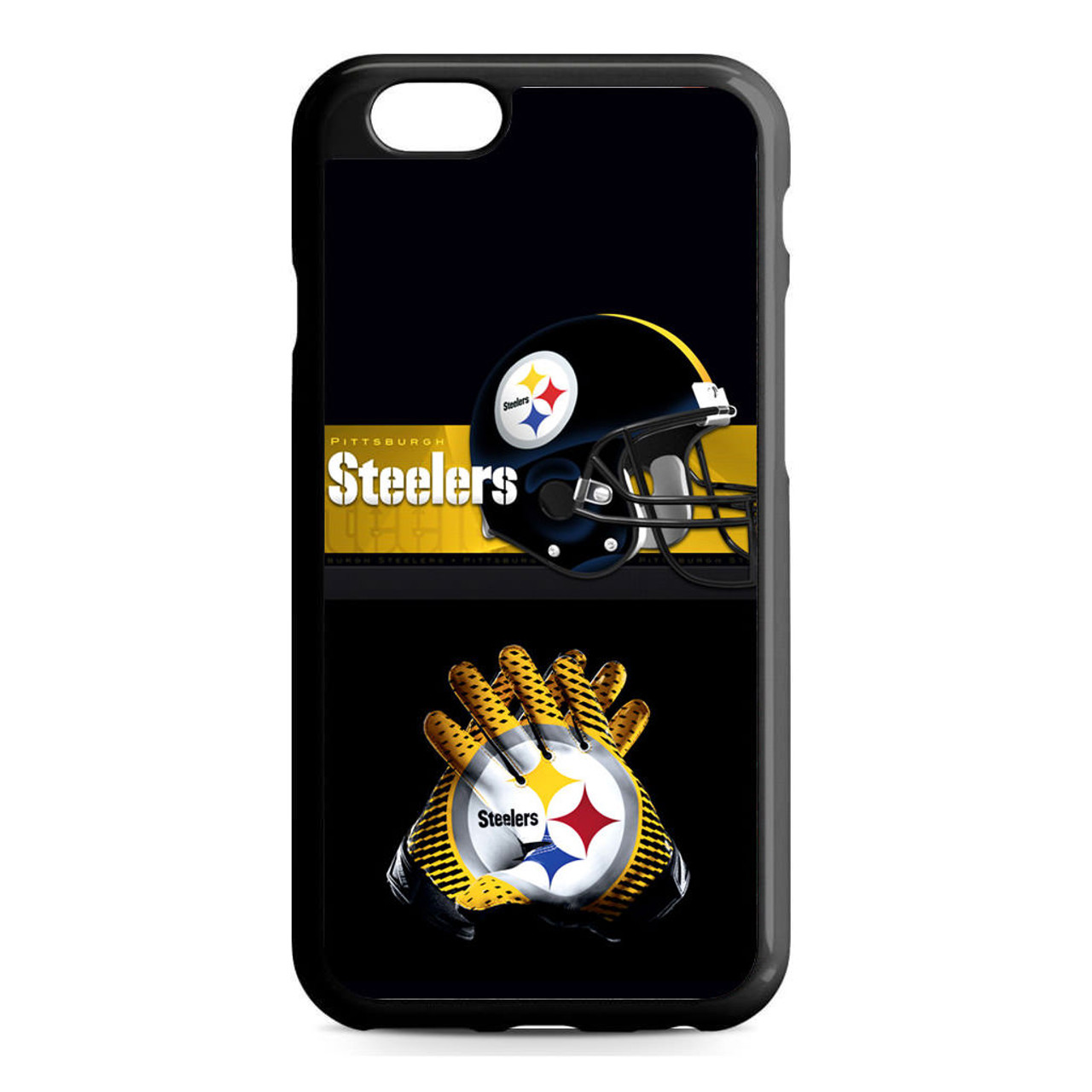 sneakers for cheap a8bd9 b9932 Pittsburgh Steelers iPhone 6/6S Case