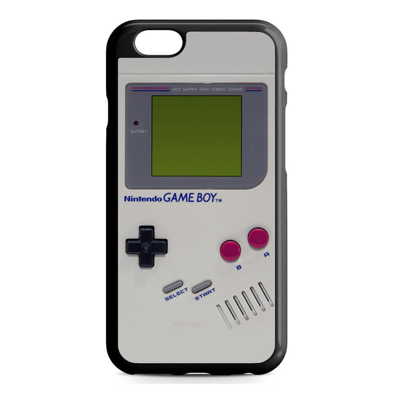 various colors a82bc 2e6ab Retro Gameboy Nintendo iPhone 6/6S Case