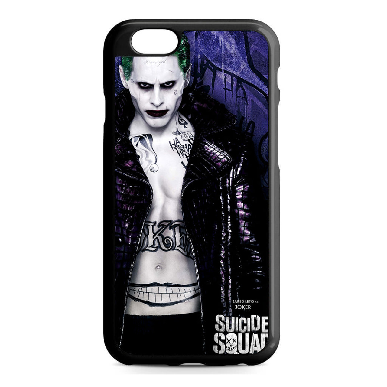 new arrival be802 0b1b7 Suicide Squad Joker iPhone 6/6S Case