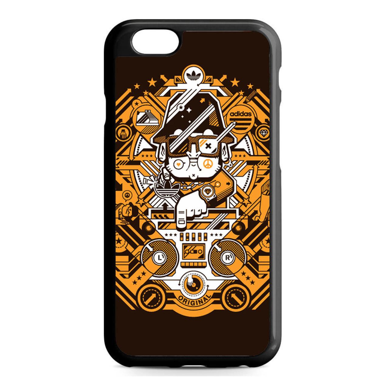 premium selection d8391 e9b9e Adidas Style iPhone 6/6S Case