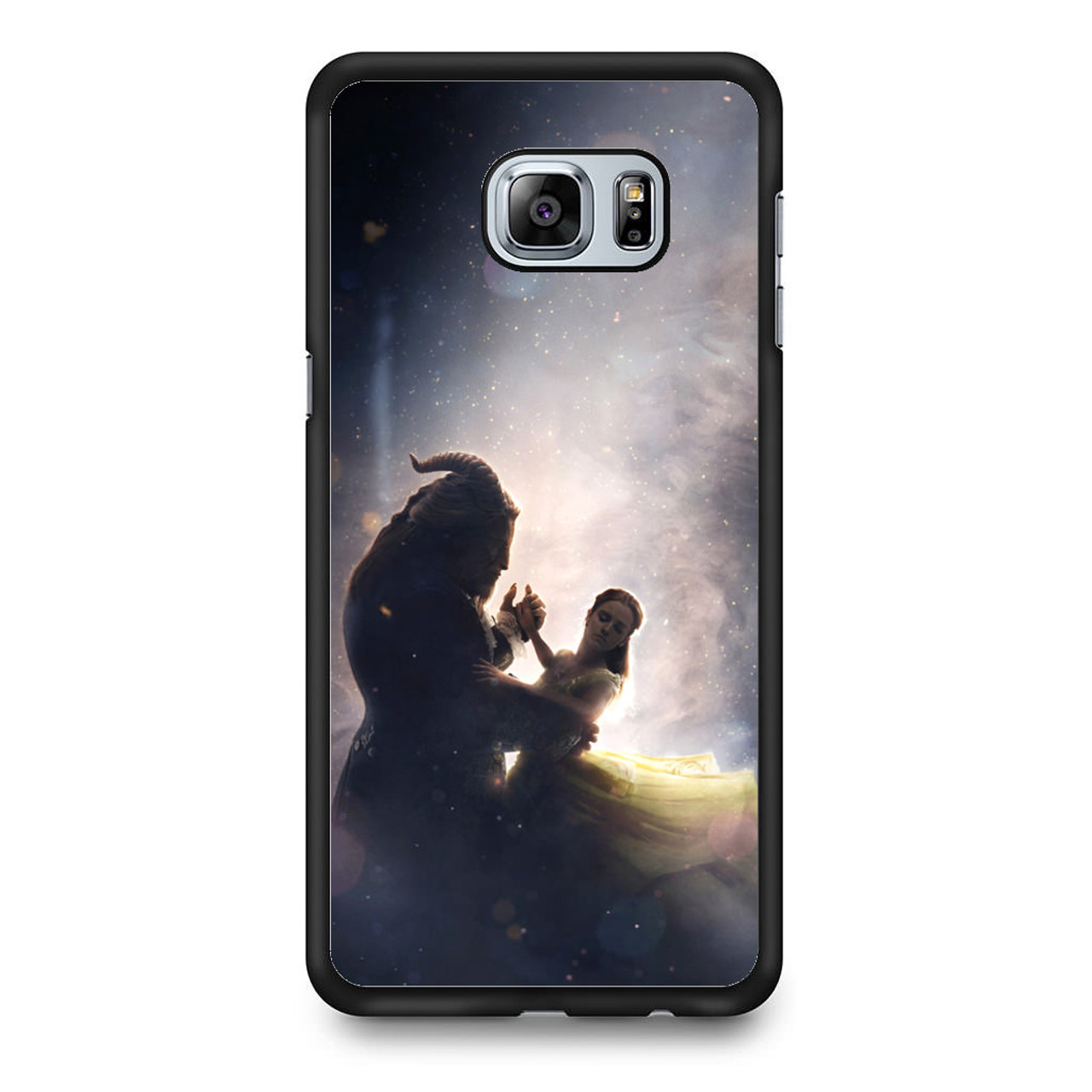 save off 9daad a9045 Beauty And The Beast Movie Samsung Galaxy S6 Edge Plus Case