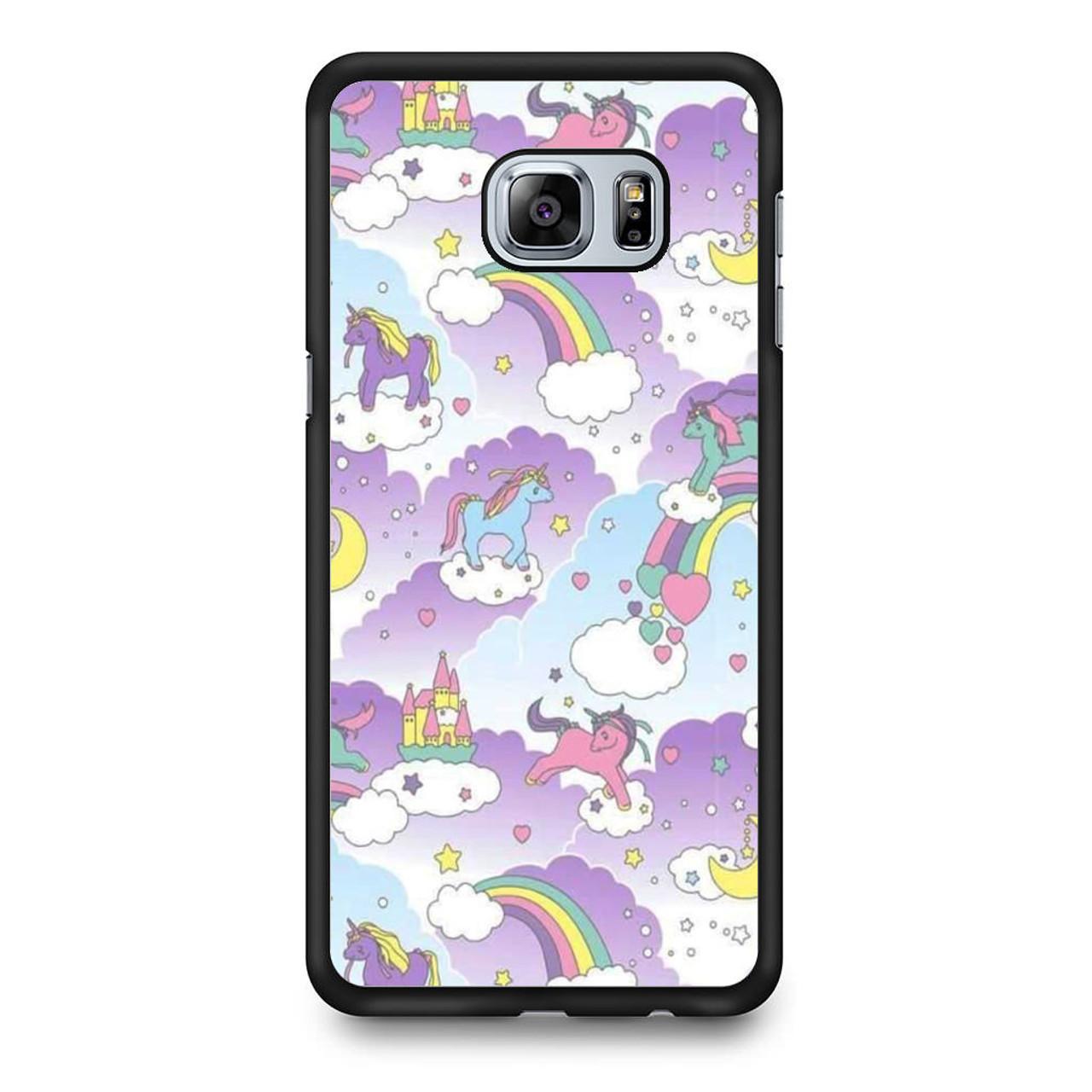 timeless design 86dc0 1b88f Unicorn Samsung Galaxy S6 Edge Plus Case