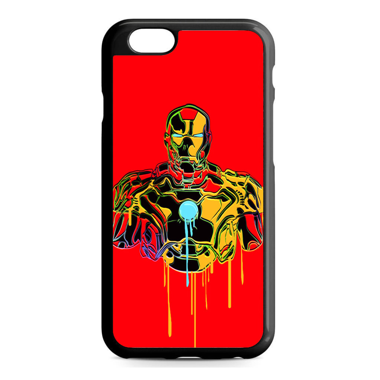 low priced 3f9a3 de230 Iron Man Melting iPhone 6/6S Case