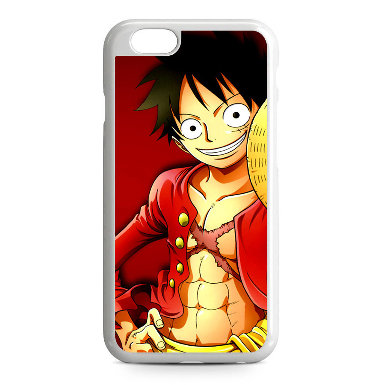 One Piece Luffy iPhone 6/6S Case