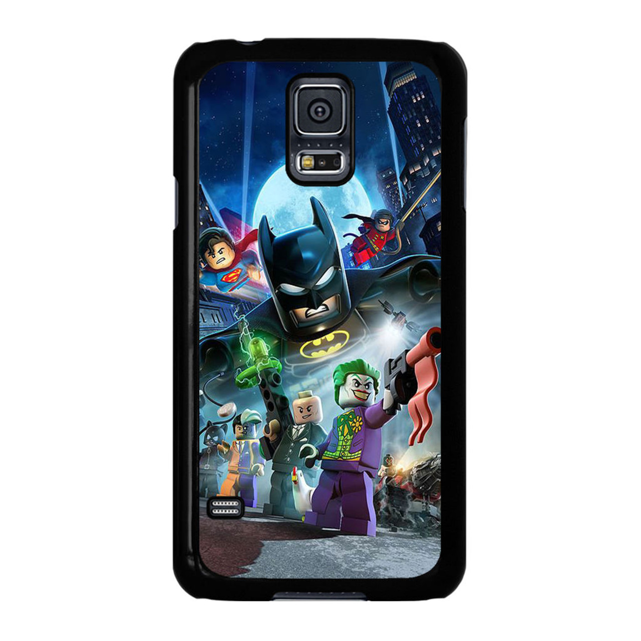 the latest d855a 756c1 Batman and DC Super Heroes Lego Samsung Galaxy S5 Case