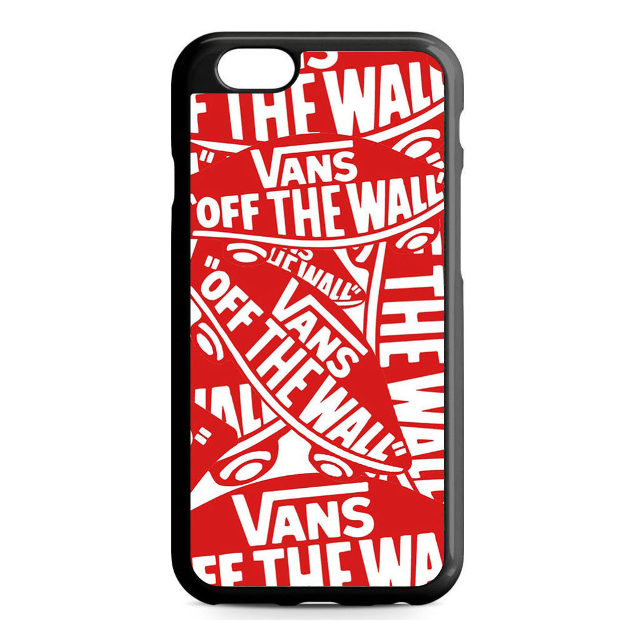 f097287fa7 Vans logo iPhone 6 6S Case - CASESHUNTER