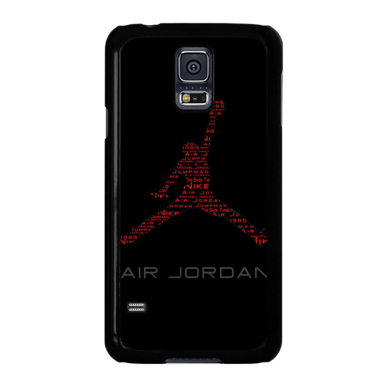 new concept 3eb35 d5b68 Sports Air Jordan Samsung Galaxy S5 Case - CASESHUNTER