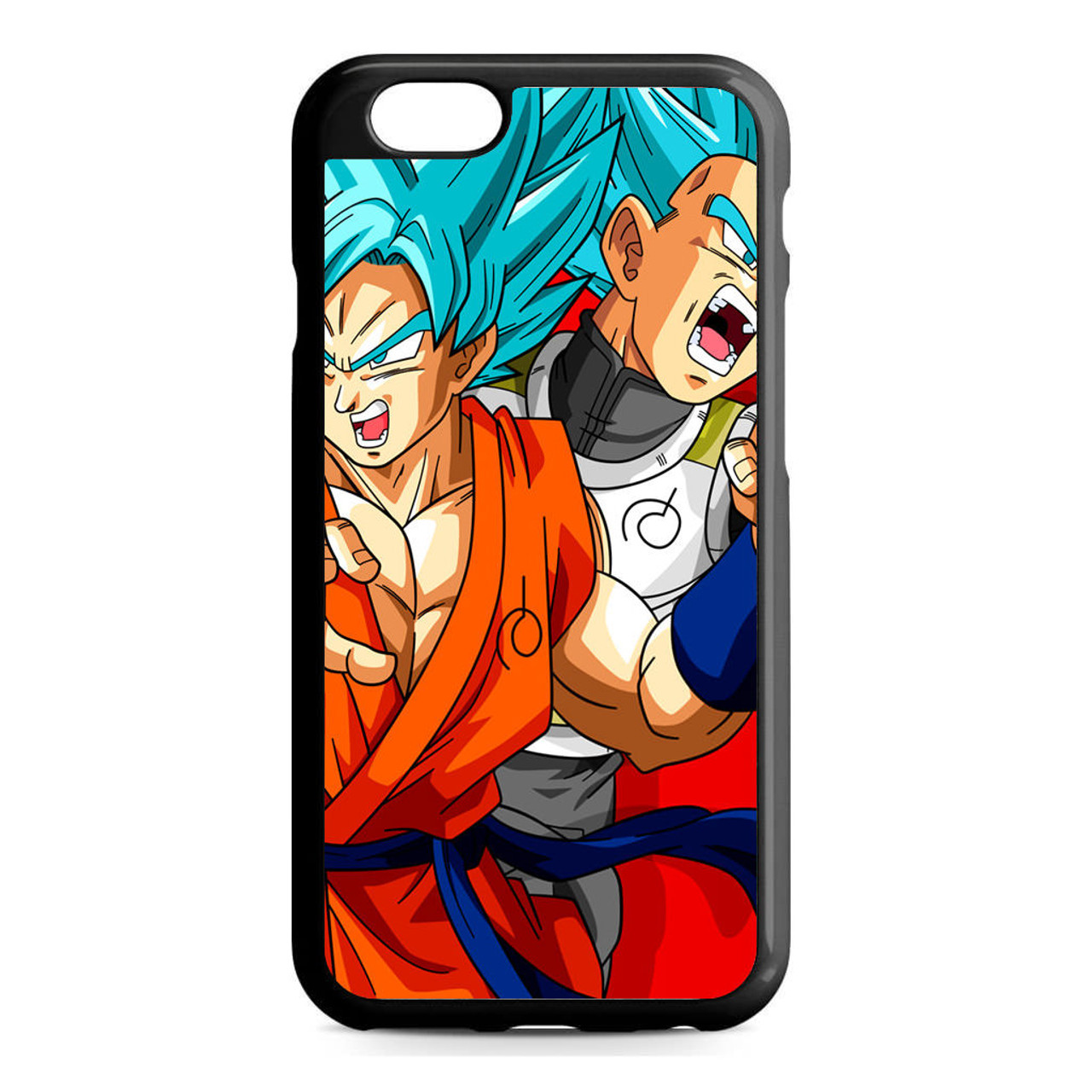outlet store 9493a 70dca Dragon Ball Super Ssgs Goku And Vegeta1 iPhone 6/6S Case