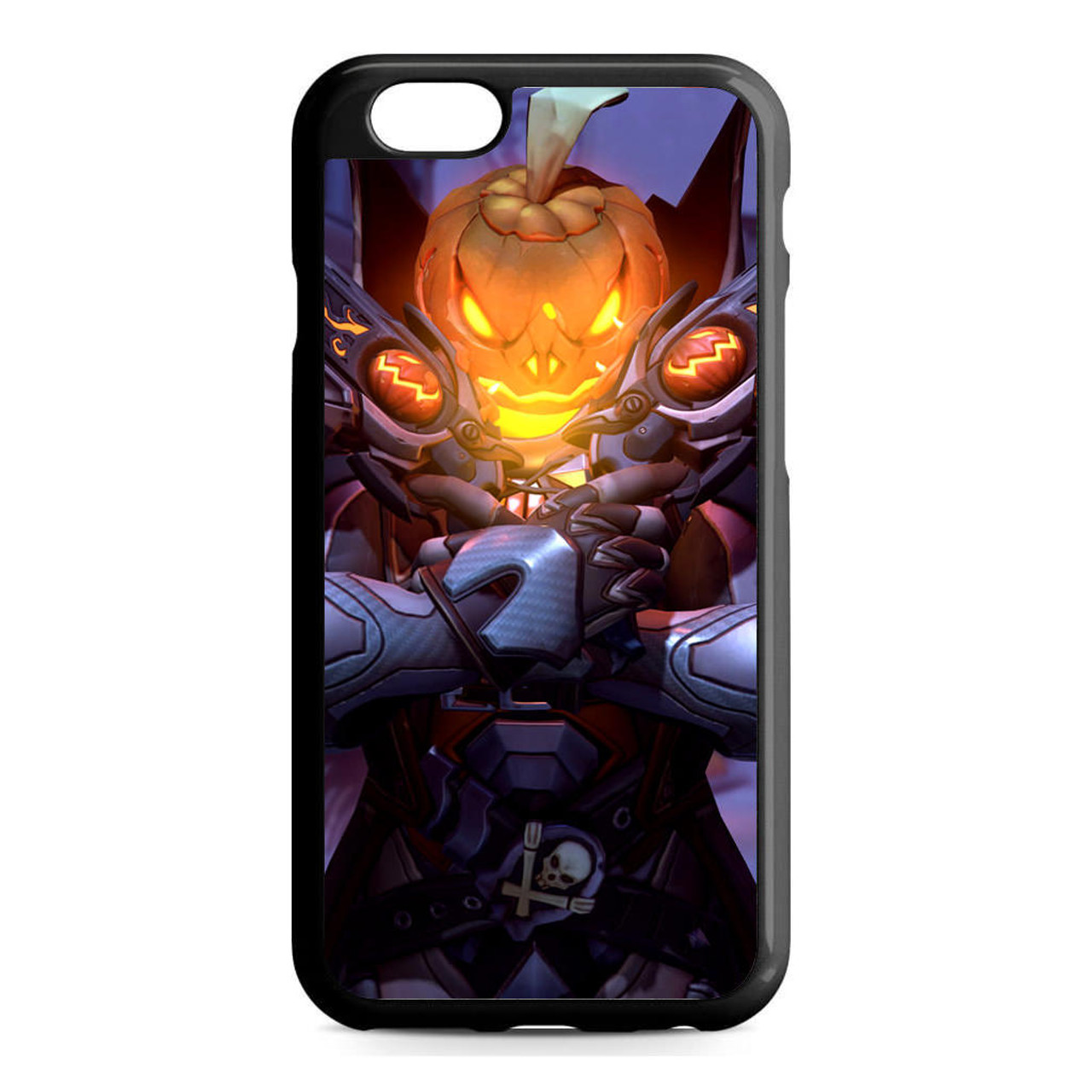 hot sale online cffa3 d7fff Halloween Reaper Overwatch iPhone 6/6S Case