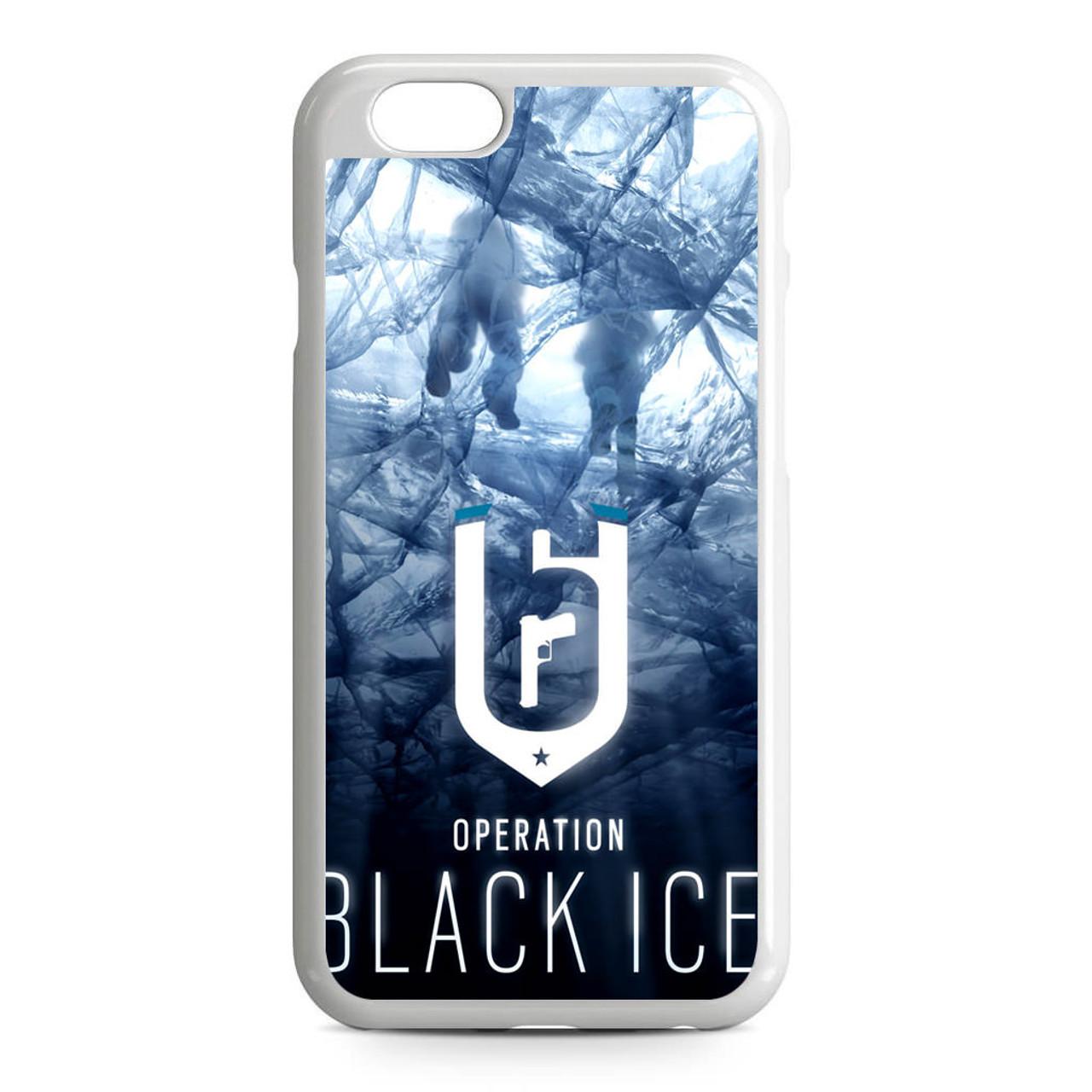 Rainbow Six Siege Operation Black Ice iPhone 6/6S Case