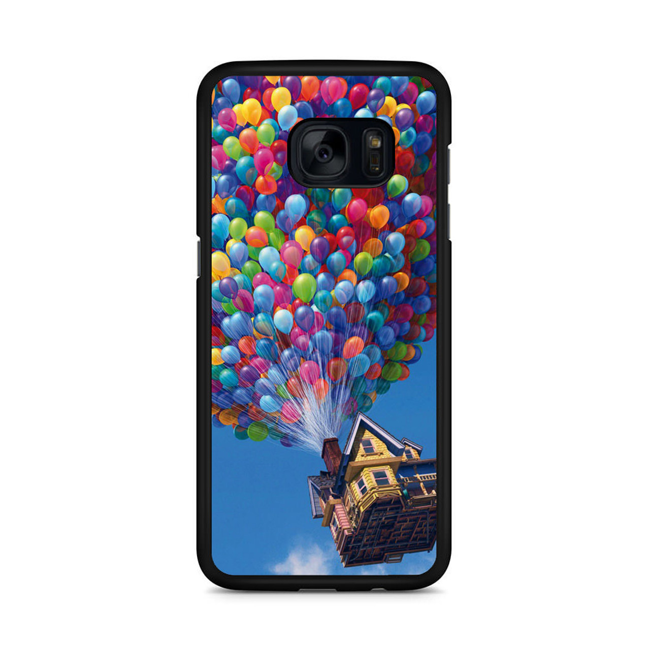 the best attitude 9a31d 77500 Disney Up Quotes Adventure is Out There Samsung Galaxy S7 Edge Case