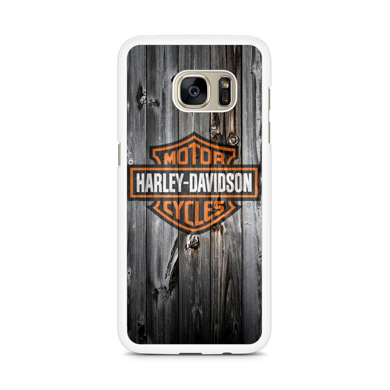 cover samsung s7 edge harley davidson