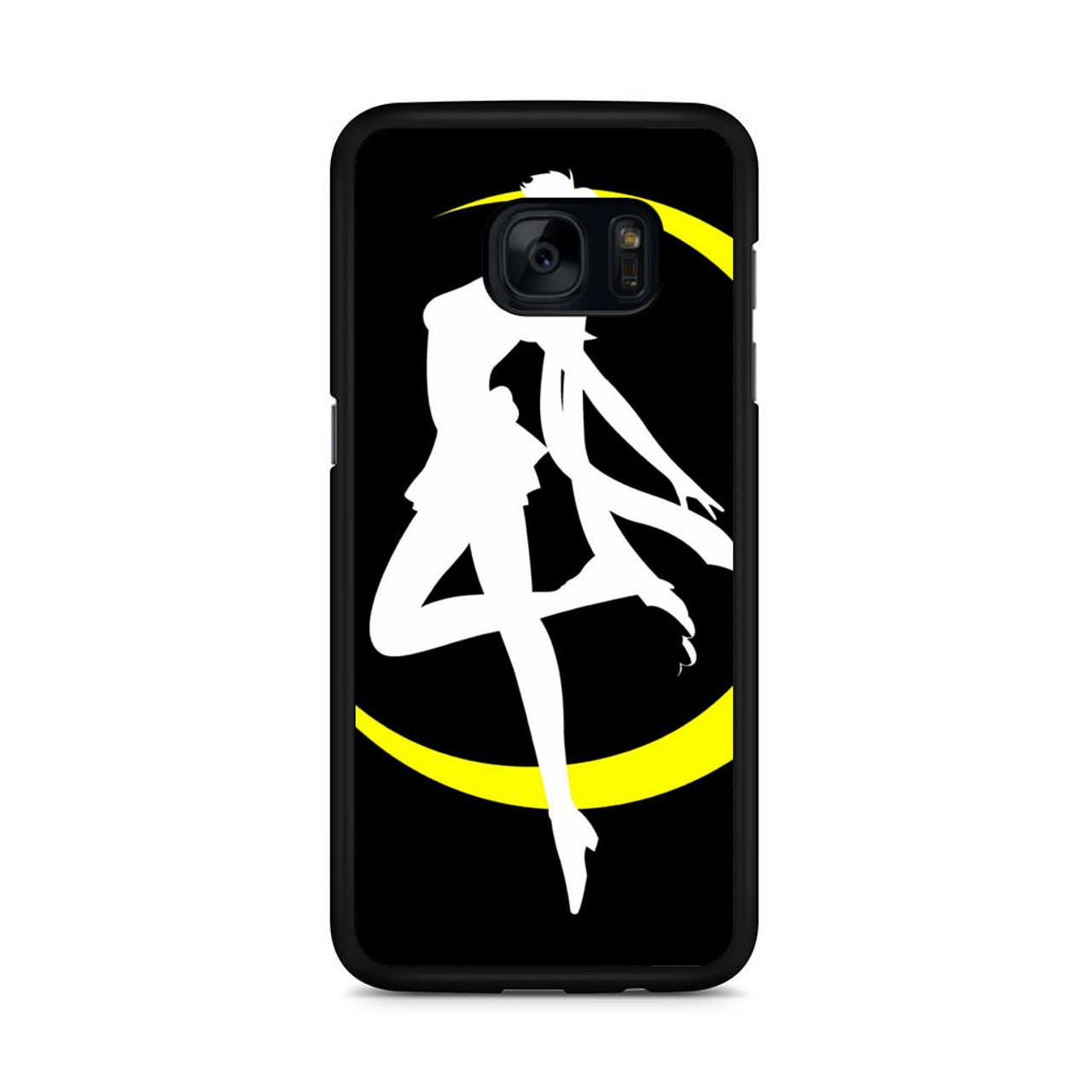 sports shoes 5a95d 77b93 Anime Sailor Moon Samsung Galaxy S7 Edge Case