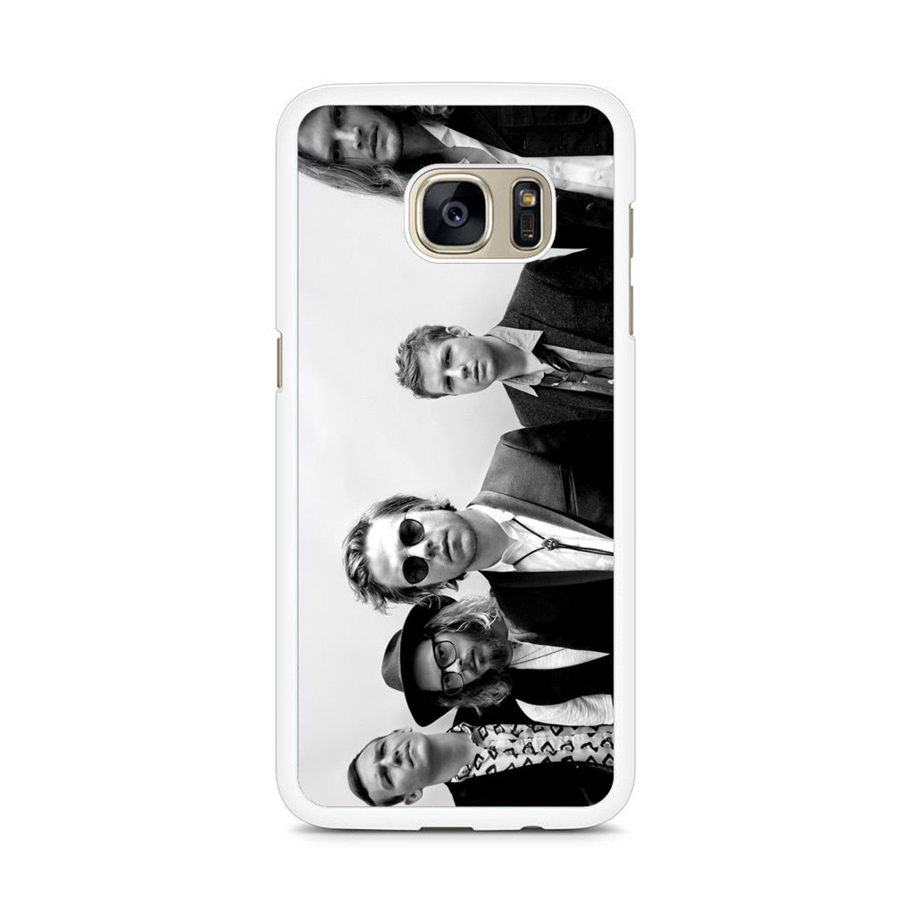 Cage The Elephant Wallpaper Samsung Galaxy S7 Edge Case Caseshunter