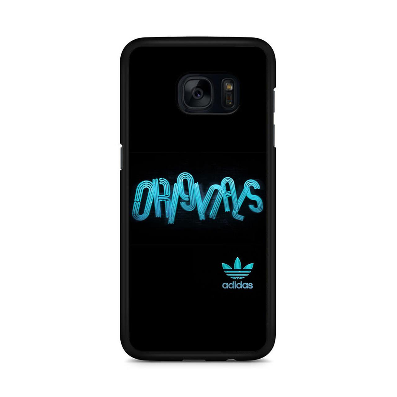 new product 2adfa 37cfd Adidas Originals Samsung Galaxy S7 Edge Case