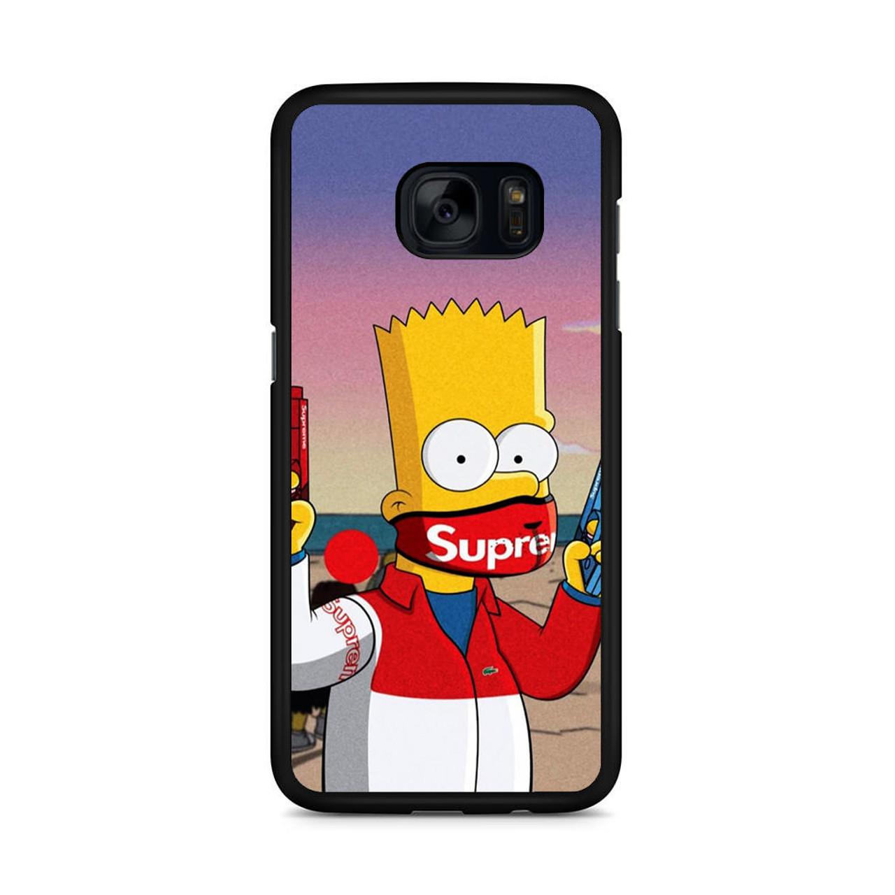 6857d88d2 Bart Supreme Samsung Galaxy S7 Edge Case - CASESHUNTER