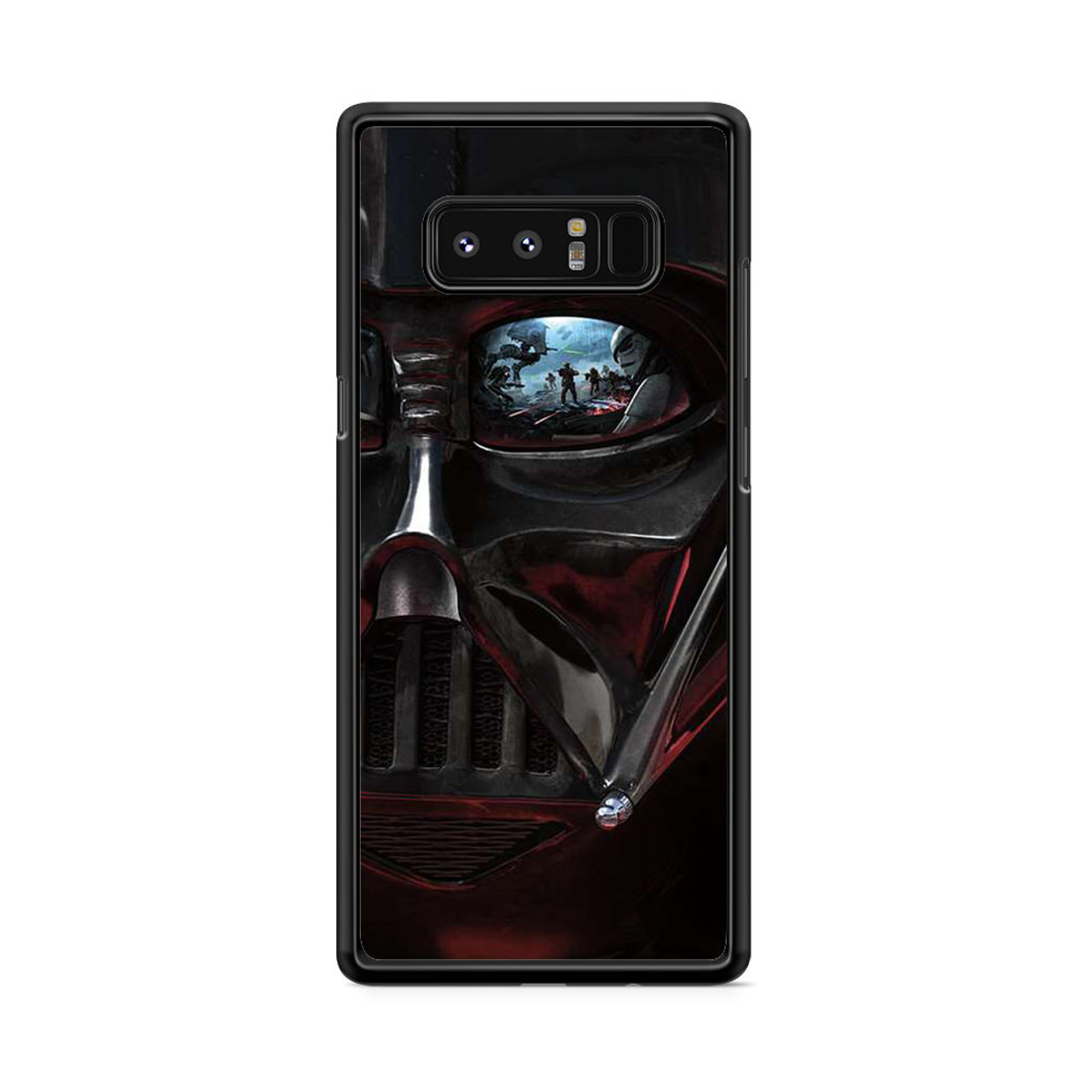 innovative design 48f52 2871f Star Wars Darth Vader Eye Samsung Galaxy Note 8 Case