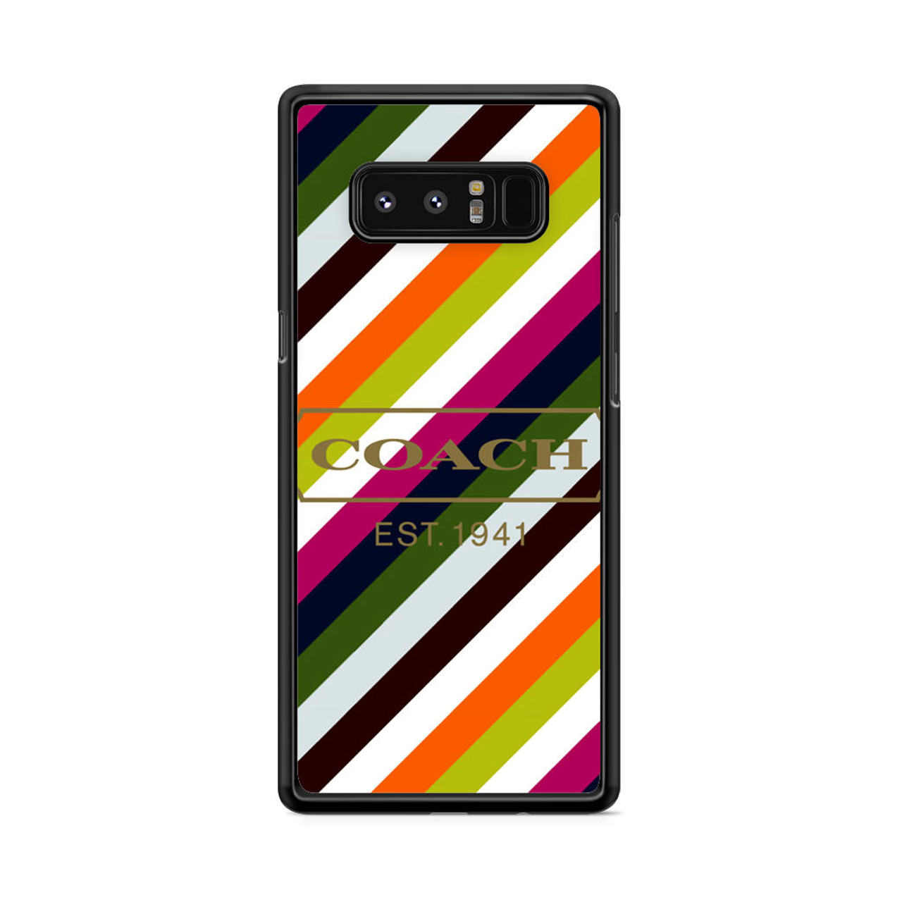 the best attitude 076f7 fdd40 Coach Samsung Galaxy Note 8 Case
