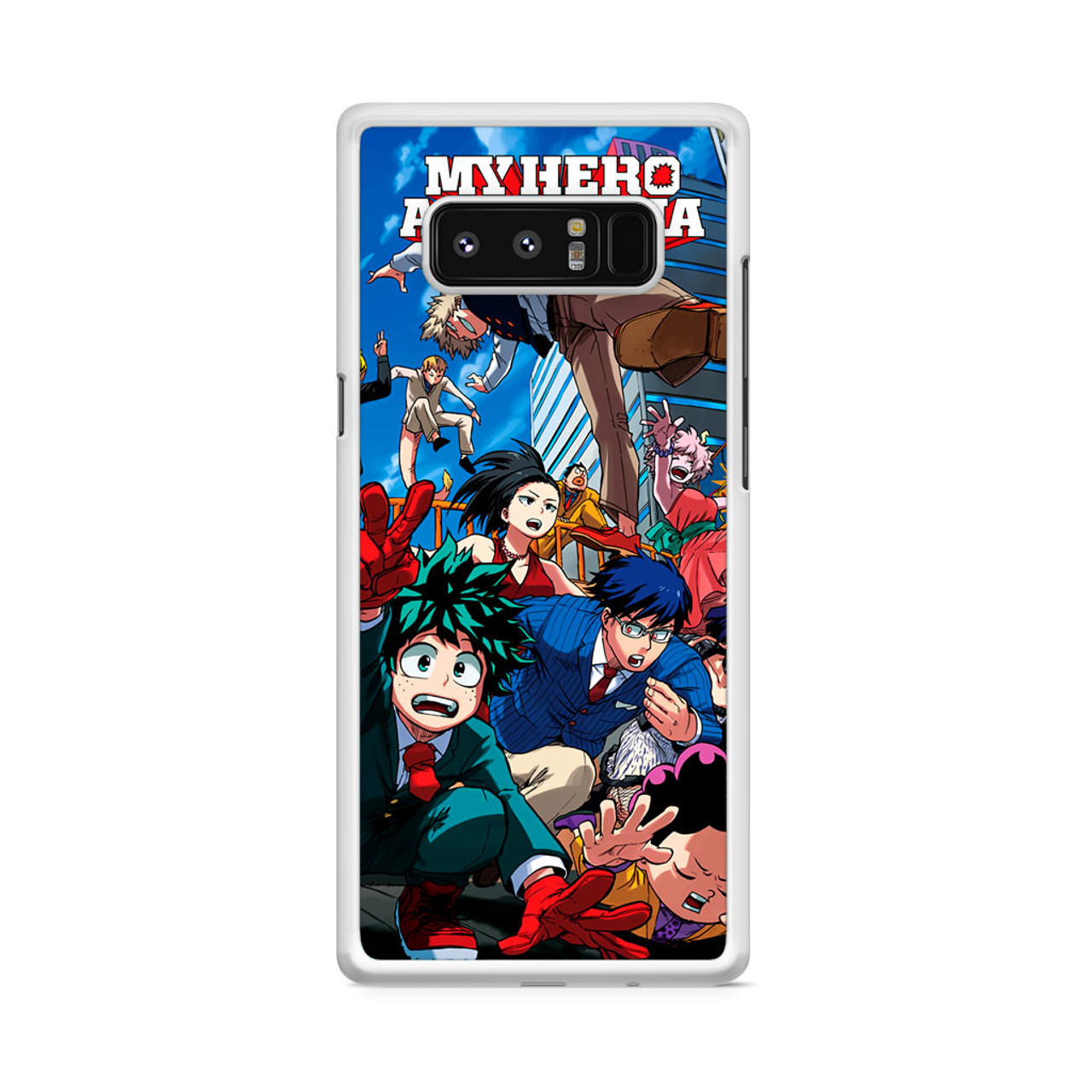 My Hero Academia Samsung Galaxy Note 8 Case