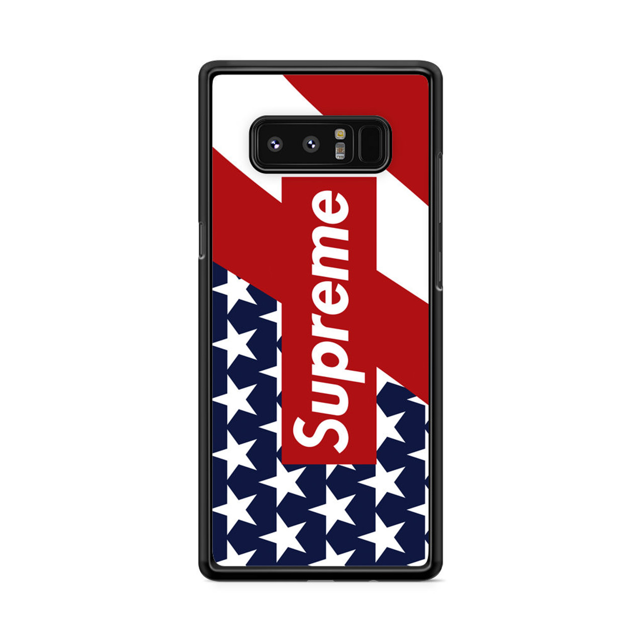 buy online 774cd 516a3 Supreme Flag Samsung Galaxy Note 8 Case