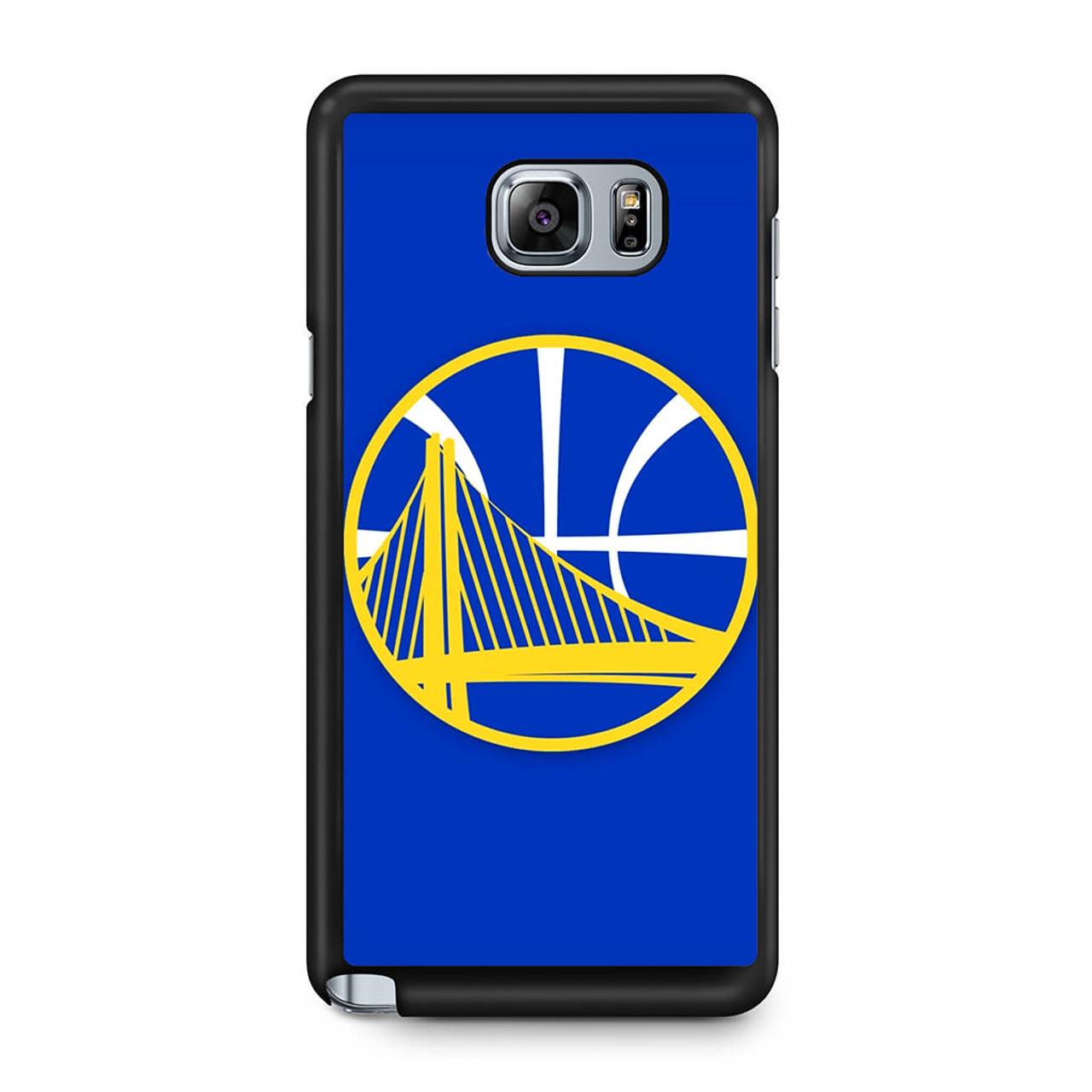 Golden State Warriors Logo Nba Samsung Galaxy Note 5 Case - CASESHUNTER