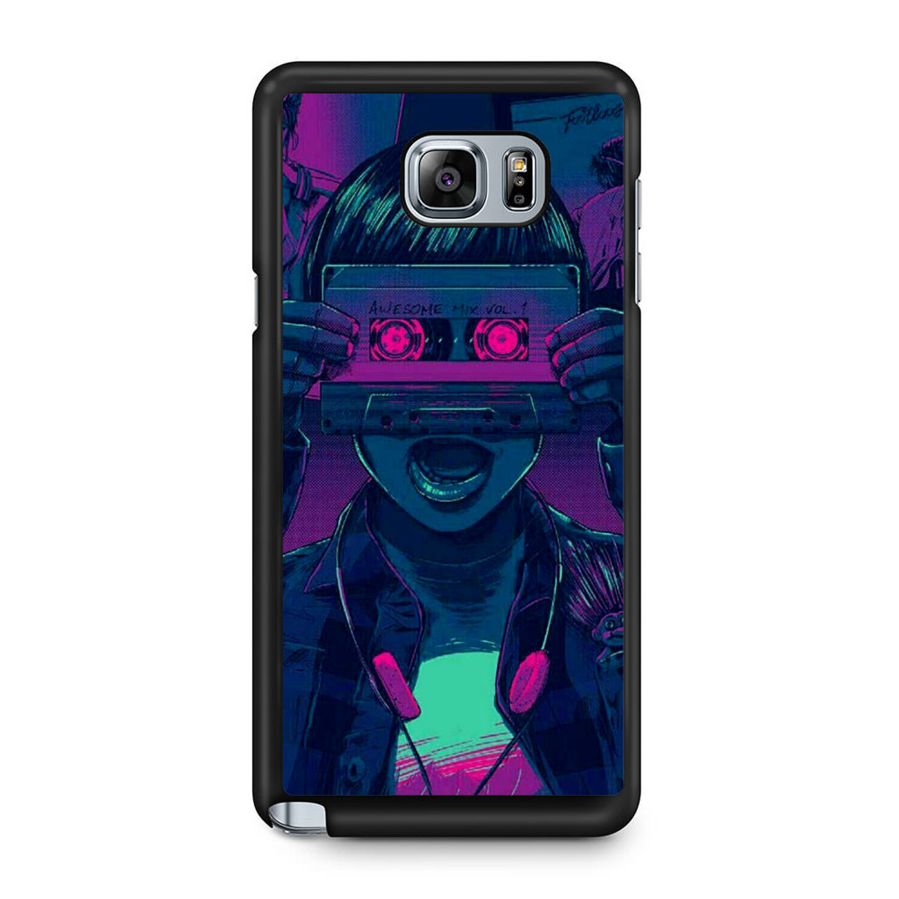 brand new f67d8 8882d Awesome Mix Volume 1 Samsung Galaxy Note 5 Case