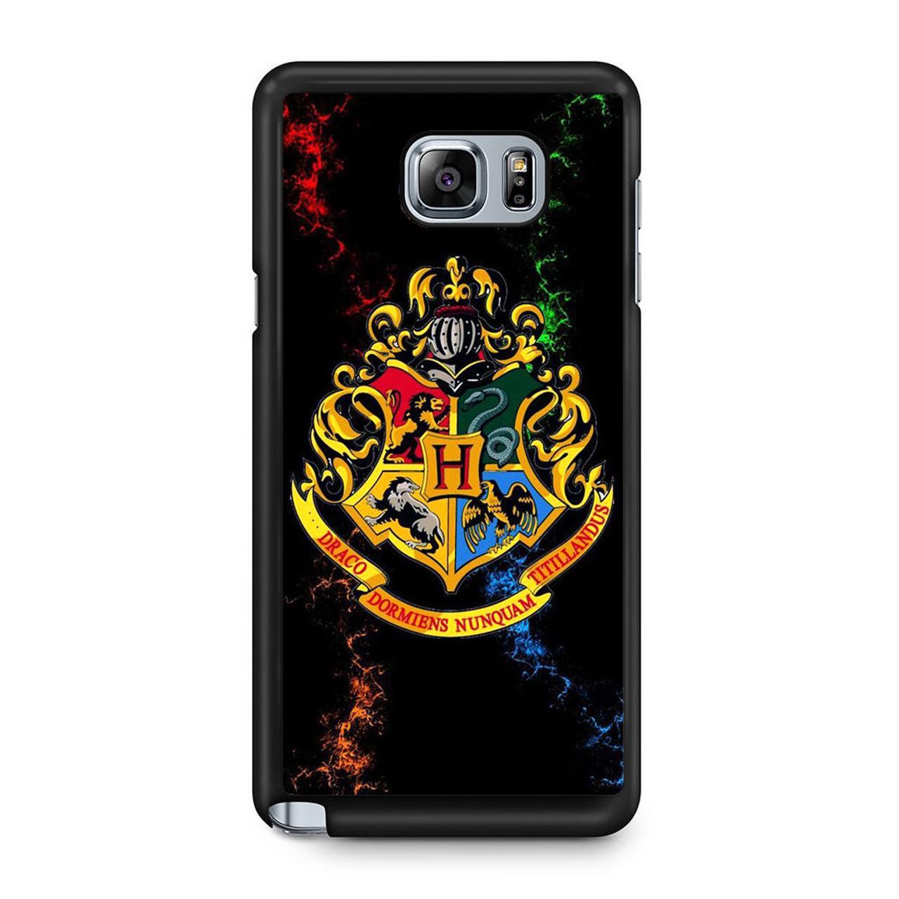 new york 01940 1e823 Harry Potter Hogwarts Emblem Samsung Galaxy Note 5 Case