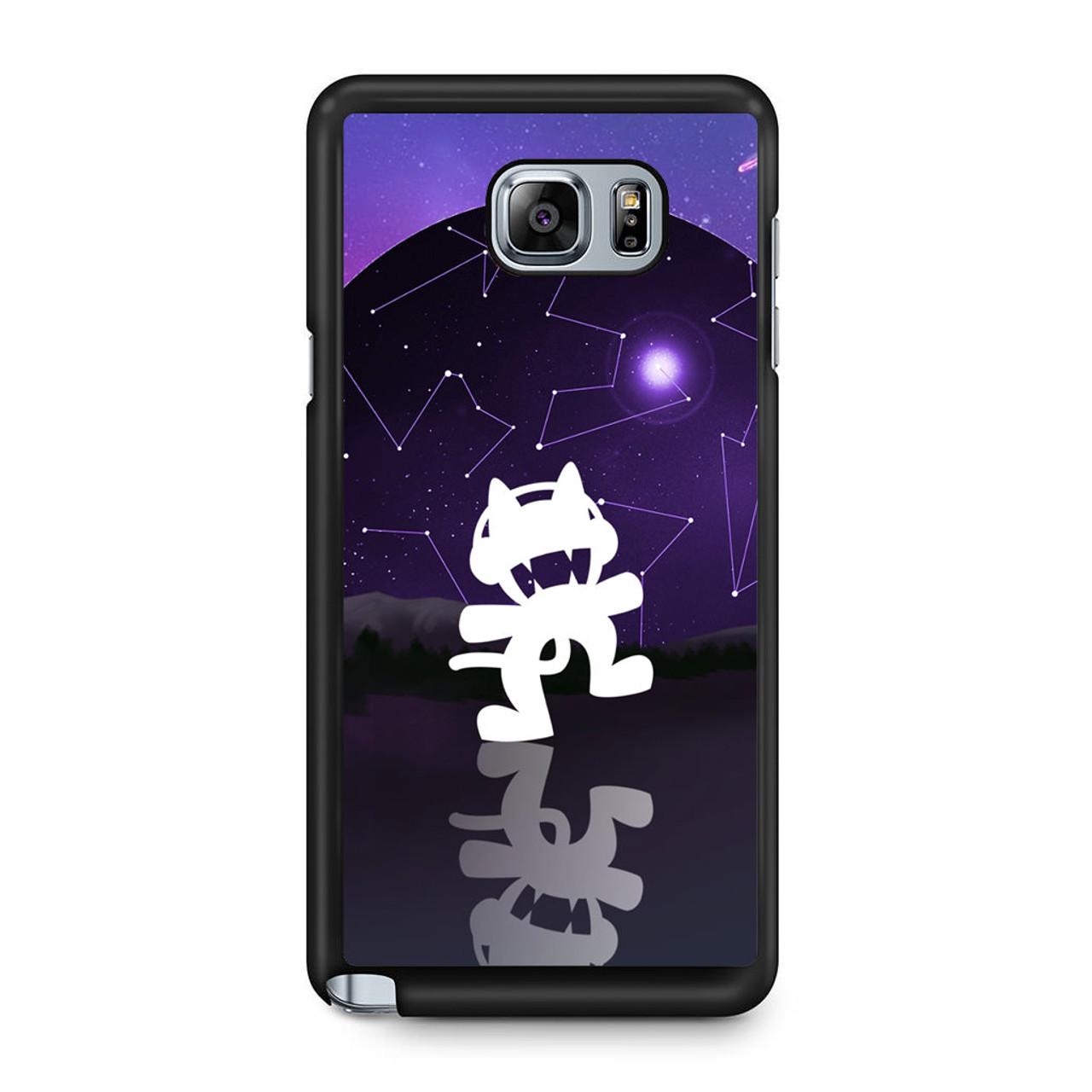 db0ffc591a96 Monstercat Samsung Galaxy Note 5 Case - CASESHUNTER