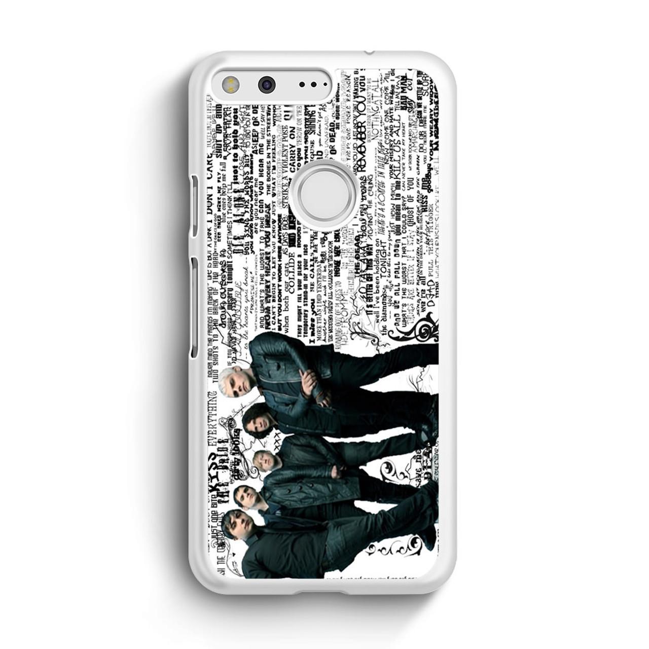 My Chemical Romance Google Pixel Case