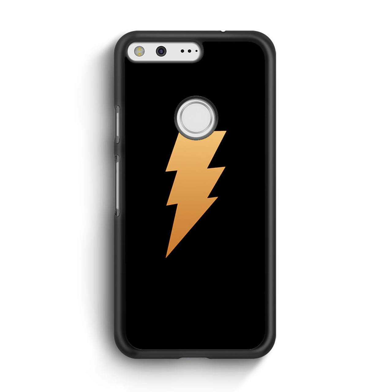 new product 74781 202c1 Thunder Bolt Dark Logo Google Pixel Case