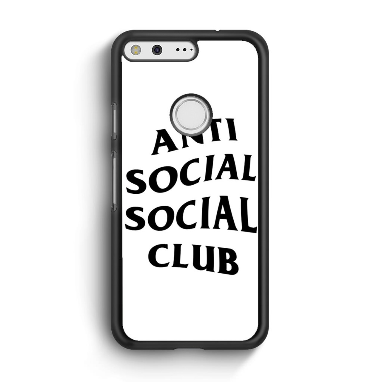 0c8345b3a822 Anti Social Social Club Google Pixel Case - CASESHUNTER
